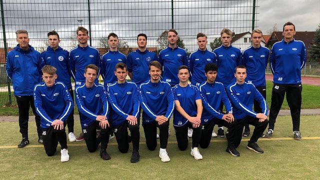 Unsere Mannschaft für den Sparkassen&VGH Cup 2020